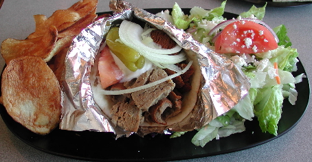 Gyros Greek Food Albuquerque NM 505-255-4401